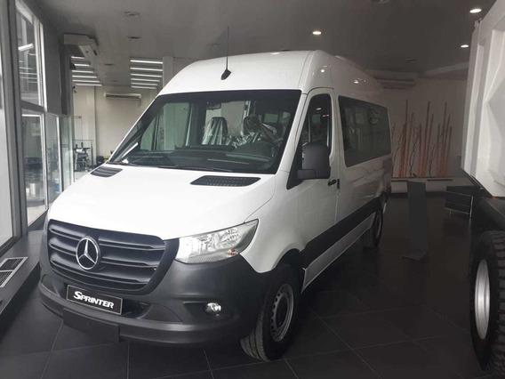 Mercedes-benz Sprinter 2.1 415 Cdi Combi 3665 150cv 15+1 Te