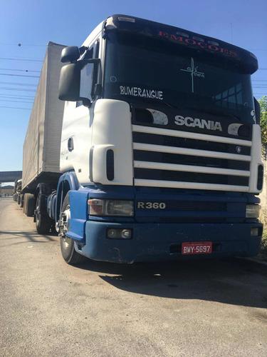 Scania R124 Evolução
