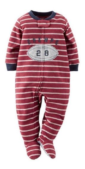 Pijama Polar Carters Micropolar Antideslz 2 3 4 5 6 7 8 Años