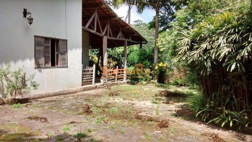 Chácara Com 3 Dorms, Itaquaciara, Itapecerica Da Serra - R$ 800 Mil, Cod: 1143 - V1143