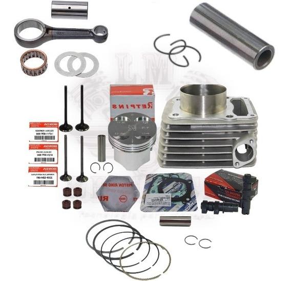Cilindro Twister 250p293cc + Válvulas Biela + Comando Bravo