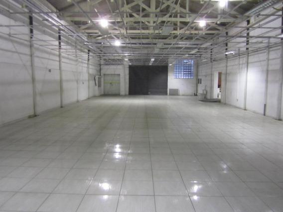 Galpão Amplo Para Alugar, 240 M² Por R$ 8.000/mês - Luz - São Paulo/sp - Ga0477
