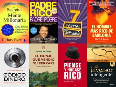 Los 8 Mejores Libros De Educación Financiera En Un Pack