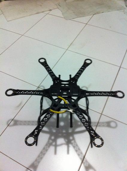 Drone Hexacoptero Dji Wookoong M Fibra Carbono