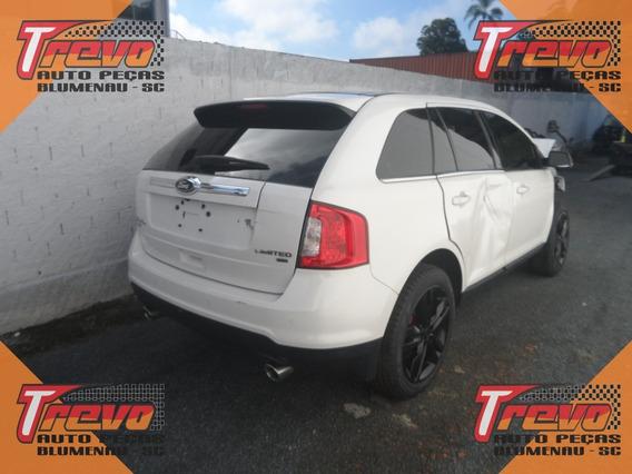 Sucata Ford Edge 2014 Limited V6 284cv 4x4 / Somente Peças
