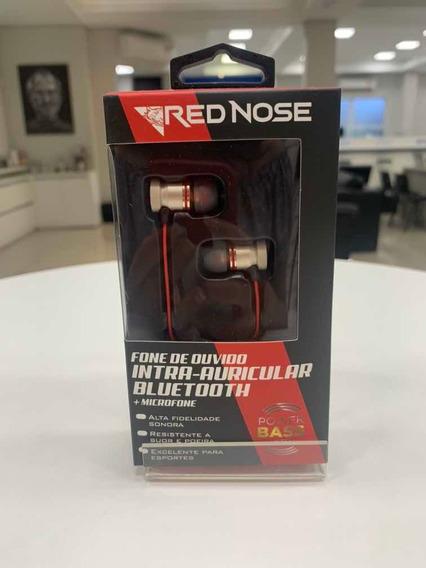 Fone De Ouvido Bluetooth Intra-auricular C/ Microfone - ELG