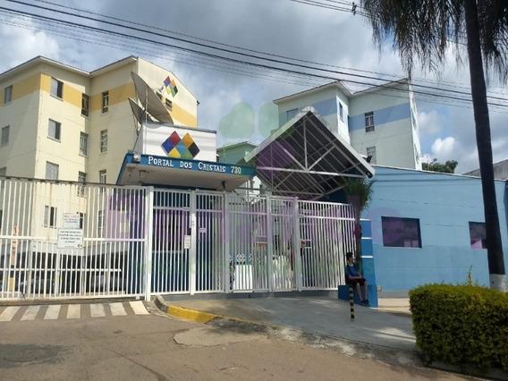 Apartamento Venda E Locação, Portal Dos Cristais, Santa Julia, Itupeva - Ap10621 - 34056675