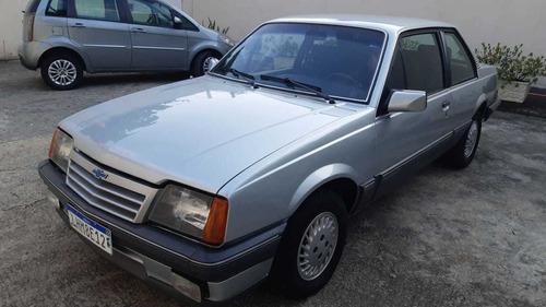 Chevrolet Monza Classic Se 1988 2 Portas Placa Preta