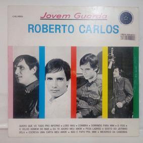 Lp Roberto Carlos-jovem Guarda-remaster Do Tape(1993)columbi