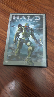 Halo Leyendas Warner Bros Pictures La Película Dvd