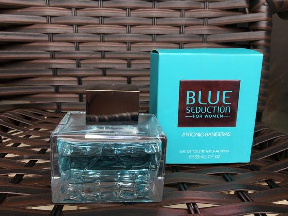 Blue Seduction For Woman Antonio Banderas