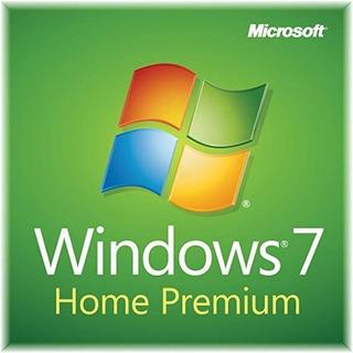 Windows 7 Home Premium - Original Y Descargable - The Wizard