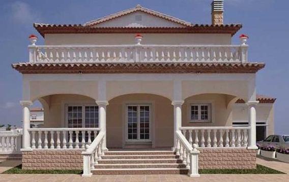 Balaustre, Base, Pasamano, Por Ml, Balcon, Terraza Cemento.
