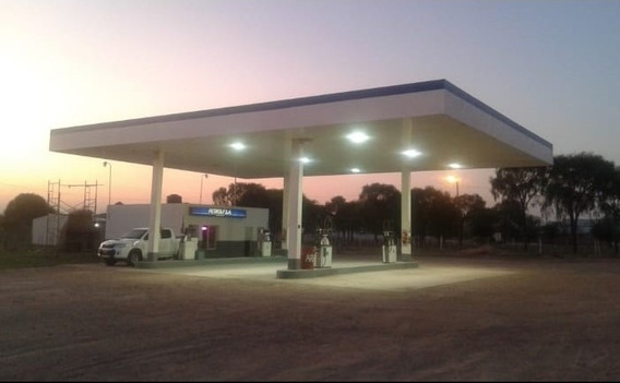 Estacion De Servicios - Combustible