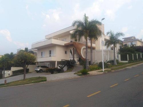 Imagem 1 de 30 de Casa Com 4 Dormitórios À Venda, 411 M² Por R$ 3.500.000,00 - Parque Das Araucárias - Campinas/sp - Ca9794