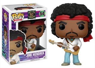 Jimi Hendrix 54 Funko Pop Original