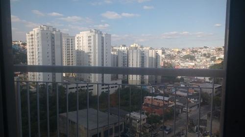 Apartamento Novo Com Sacada Próximo Hospital Campo Limpo - 713i