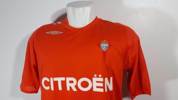 Camisa Umbro Home Celta De Vigo 2006/07 Nova Sem Etiqueta