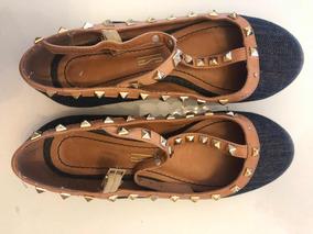 Sapato Boneca Jeans Santa Lola Infantil