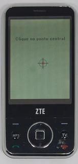 Zte Mobile N280 Preto Com Defeito Sem Garantia
