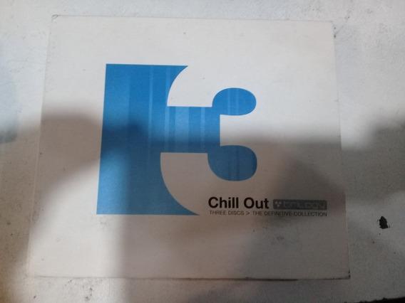 Cd Triple (3) Chill Out Definitive Collection En La Plata