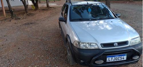 Imagem 1 de 6 de Fiat Palio Adventure 2004 1.8 5p