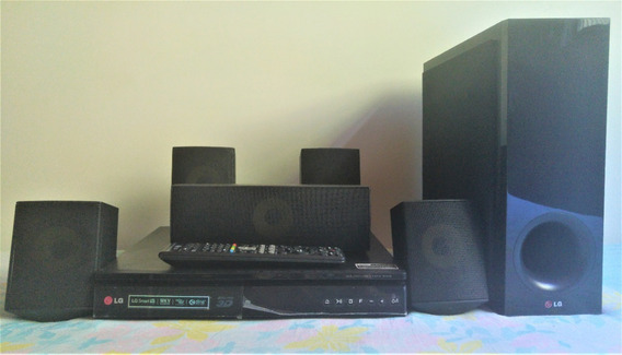 Home Theaters Lg Bh6730s Bluray 3d 1000watts Rms