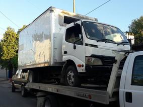 Hino Hibrido Camion