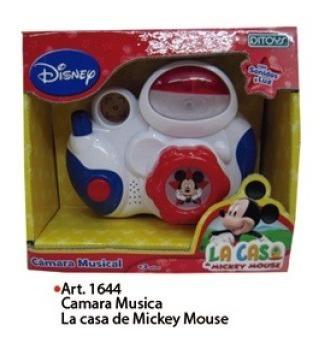 La Casa De Mickey Mouse- Camara Musical