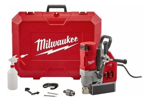 Imagen 1 de 6 de 1-5/8 Kit Taladro Electromagnético Milwaukee 4272-21