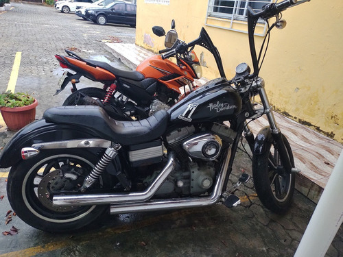 Harley Davidson Super Dyna Glide1600