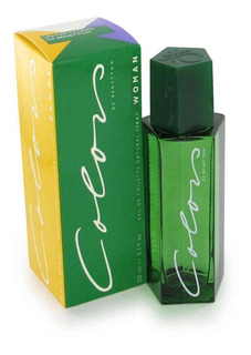 Loción Perfume Colors Benetton Mujer 100ml Original Garantiz