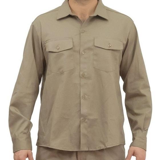 Camisa De Trabajo Grafa Uso Intenso Talles Desde 38 Al 50