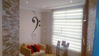 Apartamento Com 4 Dormitórios À Venda, 194 M² Por R$ 1.100.000 - Barcelona - São Caetano Do Sul/sp - Ap7993