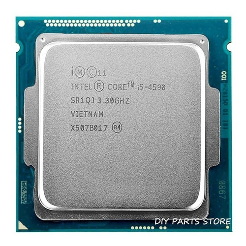 Imagem 1 de 1 de Processador Core I5 4590 3.3ghz Lga1150 Oem Garantia