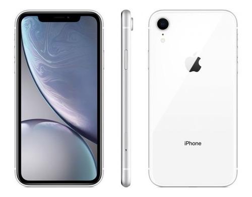 iPhone XR 64 Gb (blanco-rojo)  Nuevo En Promoción!