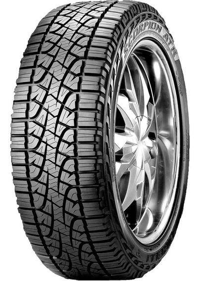Kit C/3 Pneus Pirelli Scorpion Atr 265/65r17 Frete Grátis