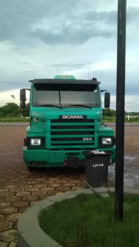 Scania  T 112 Hw 360 4x2