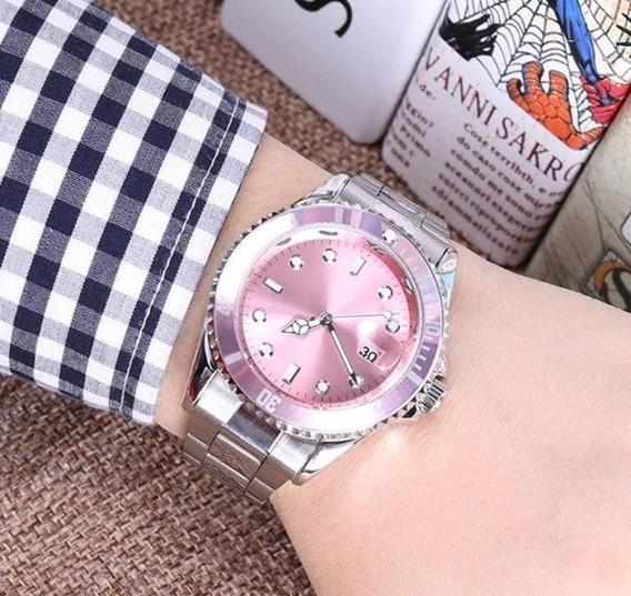 Relógio R Luxo