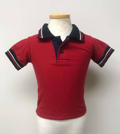 Playera Polo (mayoreo)