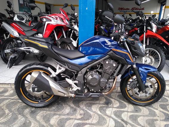 Honda Cb 500f Abs 2018 Moto Slink