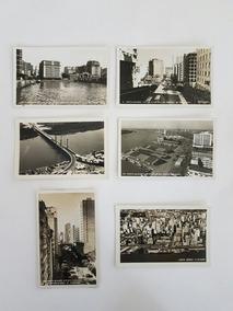 Coleção Cartões Postais Antigos De Porto Alegre Lote 2