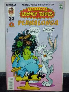 Hq Festival Looney Tunes 20 C/ Pernalonga - Abril 1999 Rjhm