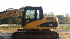 Escavadeira Hidraulica Cat 312 Dl Oportunidade