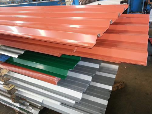 Chapa Color Cal.26 Aluminizada Acana.trapezoidal 1.05 Import