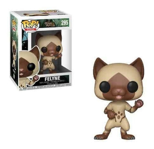 Felyne - Funko Pop Original Monster Hunter