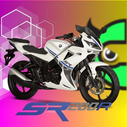 Motomel Sr 200r Mega Moto