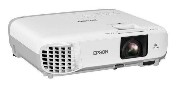 Projetor Epson Powerlite X39 - 3.500 Lumens, Wireless