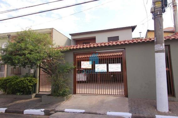 So0038- Sobrado Com 4 Dormitórios À Venda, 200 M² Por R$ 564.000 - Km 18 - Osasco/sp - So0038