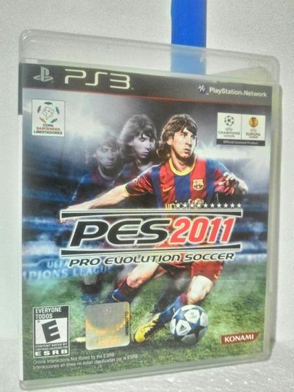 Ps3 Jogos Pes 2011 Pro Evolution Soccer